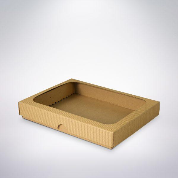 Krabička s okienkom 220x170x35