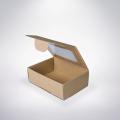 Malá krabička s okienkom 83x60x27 mm